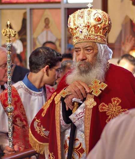 Pope-Shenuoda-III