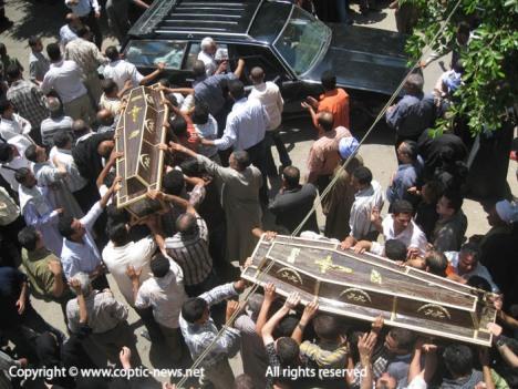 جنازة شهداء الزيتون